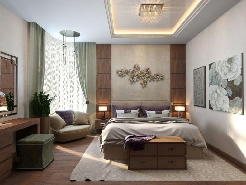 Идеи дизайна спальни - 9