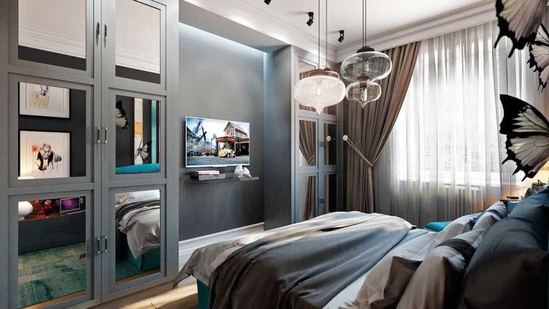 Идеи дизайна спальни - 3