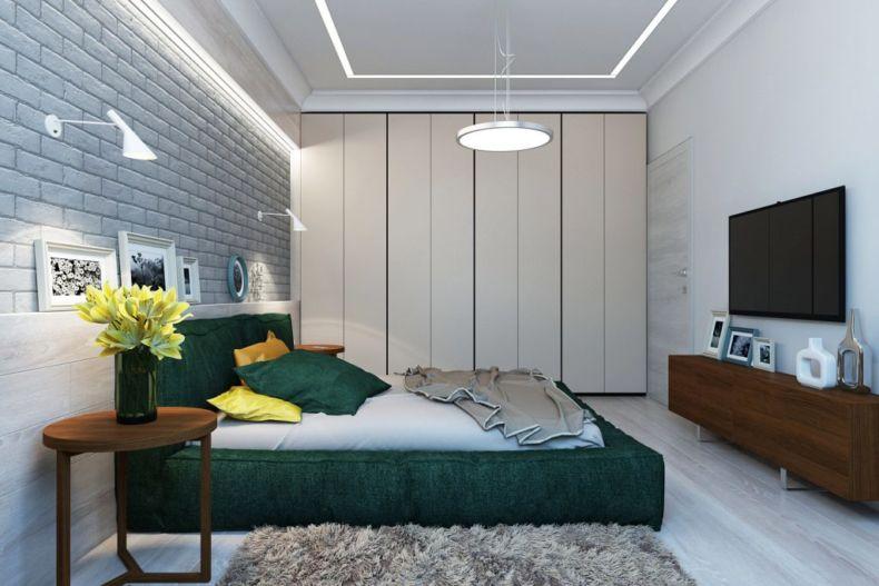 Идеи дизайна спальни - 1