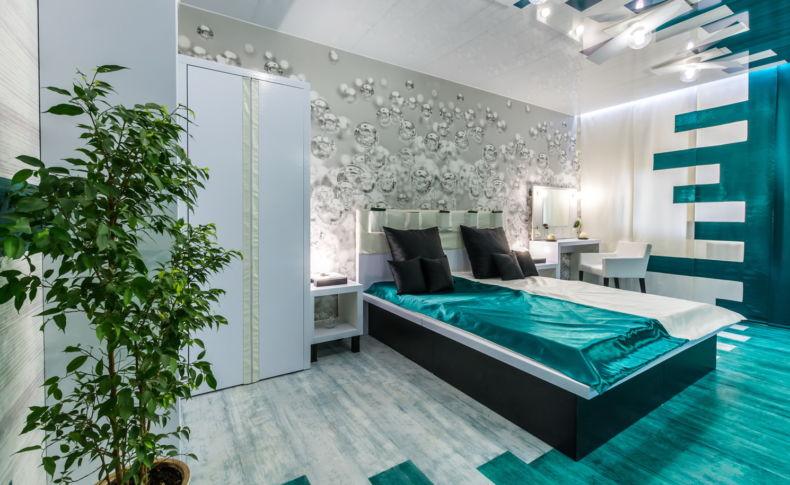Идеи дизайна спальни - 81