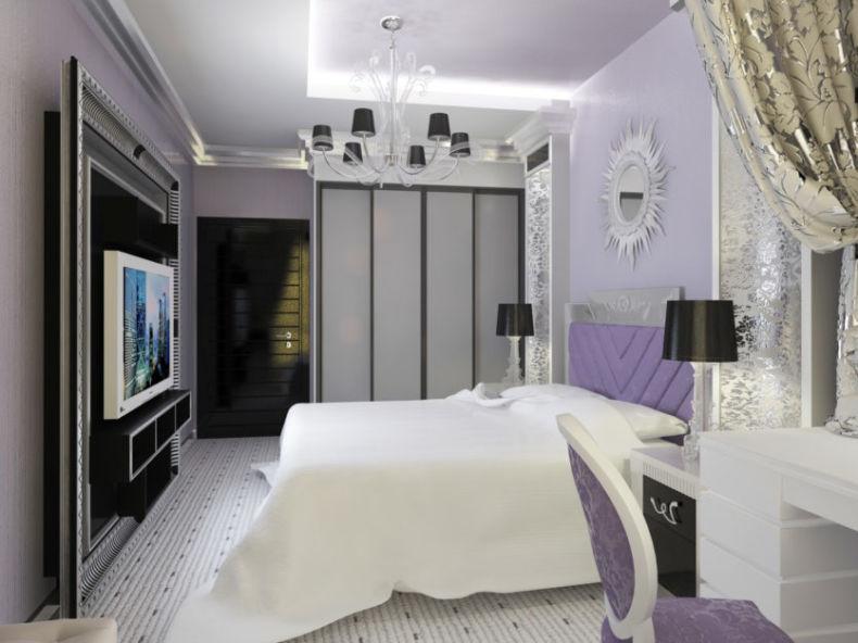 Идеи дизайна спальни - 87