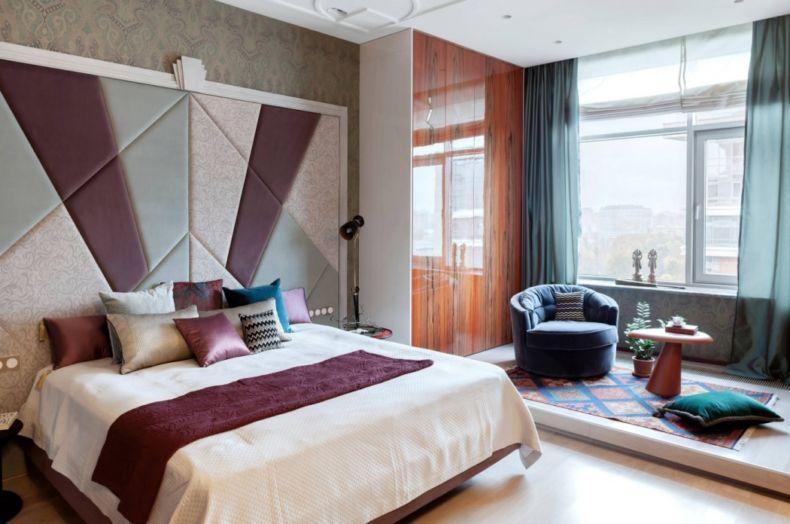 Идеи дизайна спальни - 89
