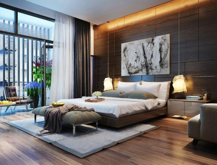 Идеи дизайна спальни - 90