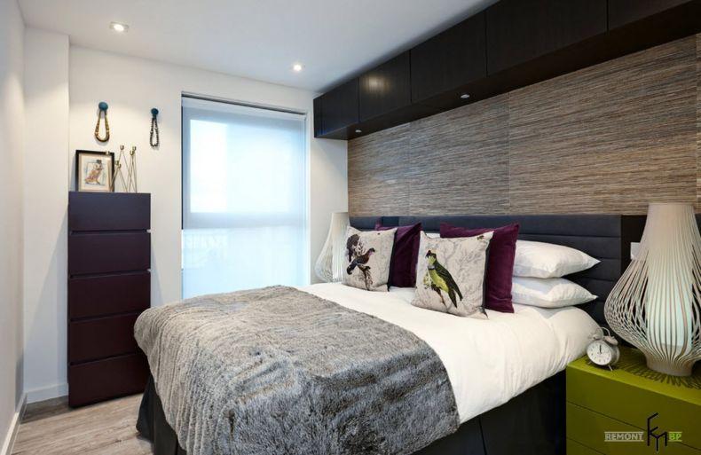 Идеи дизайна спальни - 91