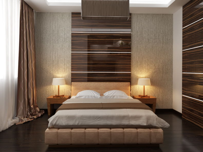 Идеи дизайна спальни - 80