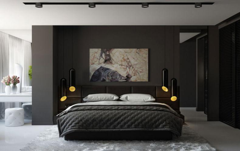 Идеи дизайна спальни - 79