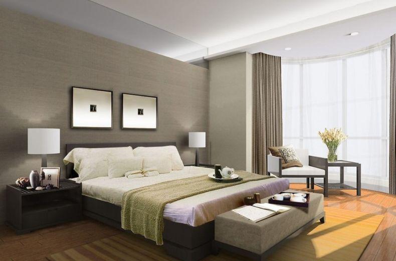 Идеи дизайна спальни - 78