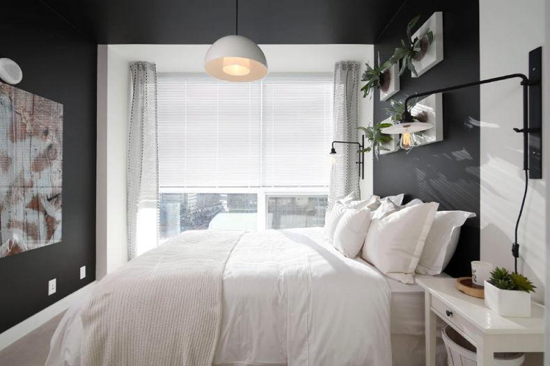 Идеи дизайна спальни - 76