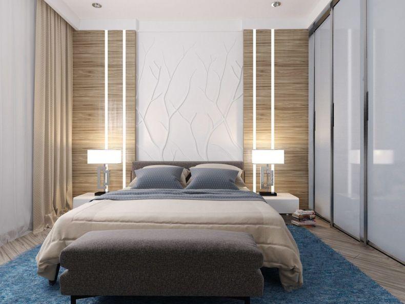 Идеи дизайна спальни - 74
