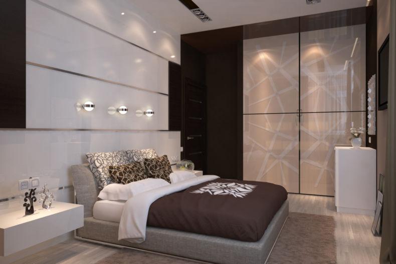 Идеи дизайна спальни - 73