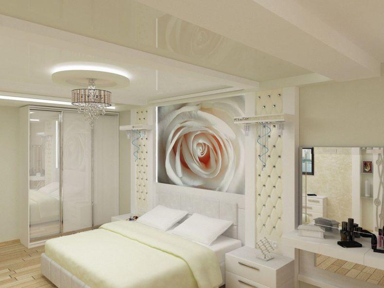 Идеи дизайна спальни - 72