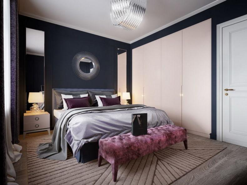 Идеи дизайна спальни - 71