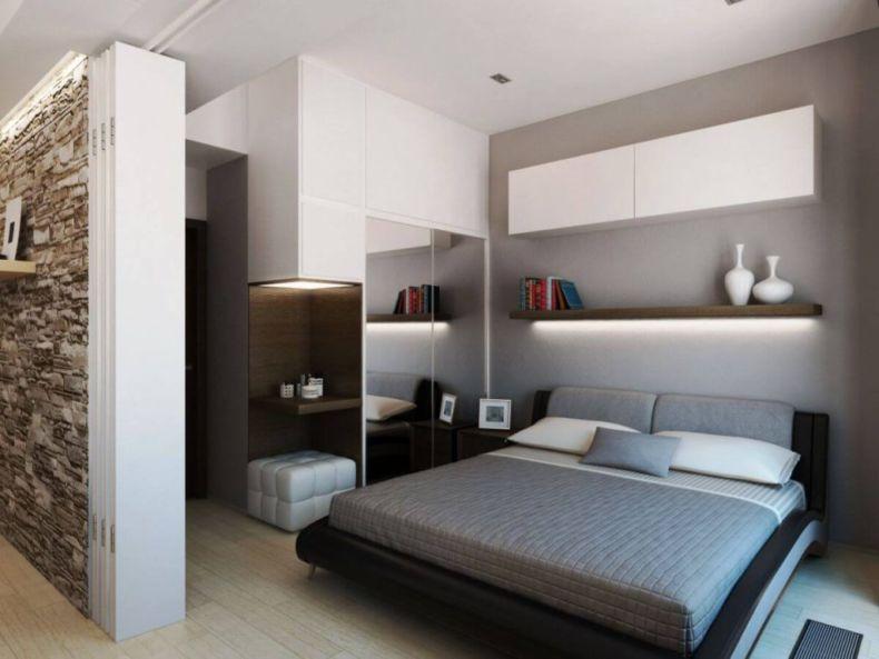 Идеи дизайна спальни - 69