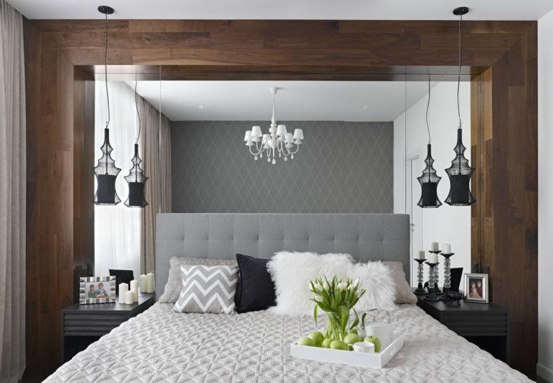 Идеи дизайна спальни - 68