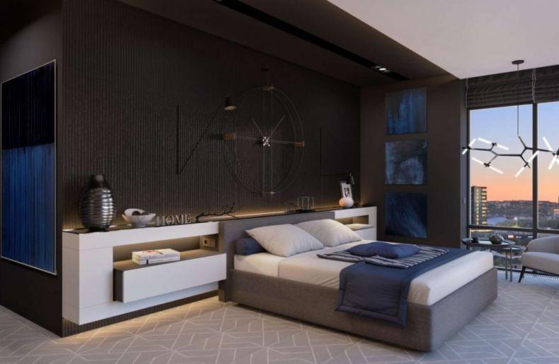 Идеи дизайна спальни - 67