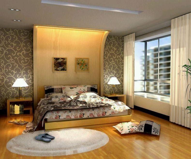Идеи дизайна спальни - 64