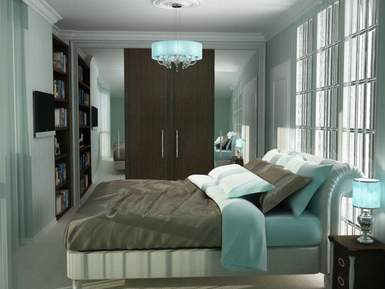 Идеи дизайна спальни - 63