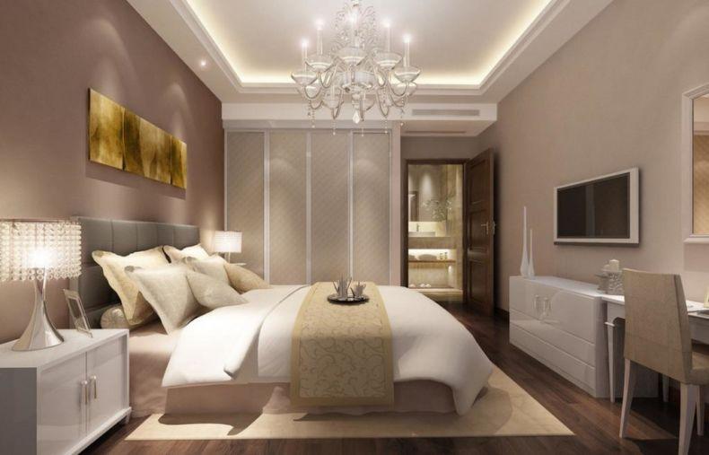 Идеи дизайна спальни - 61