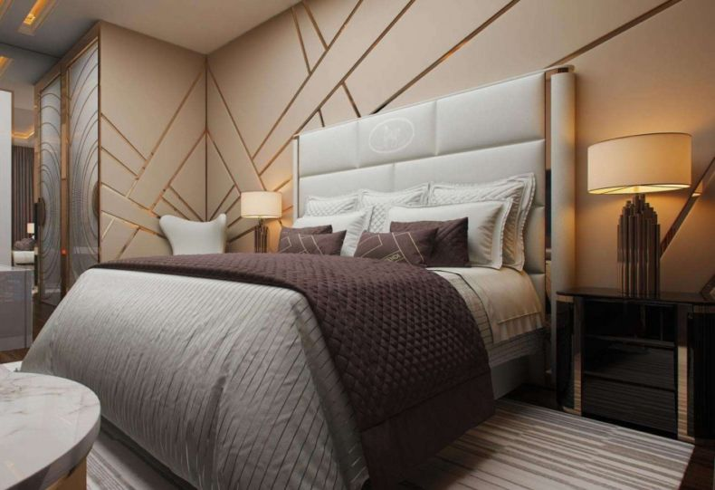 Идеи дизайна спальни - 60