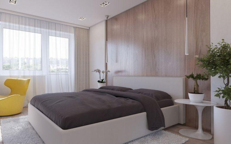 Идеи дизайна спальни - 59