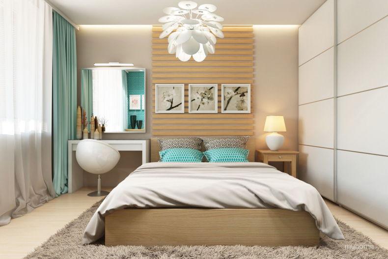 Идеи дизайна спальни - 58