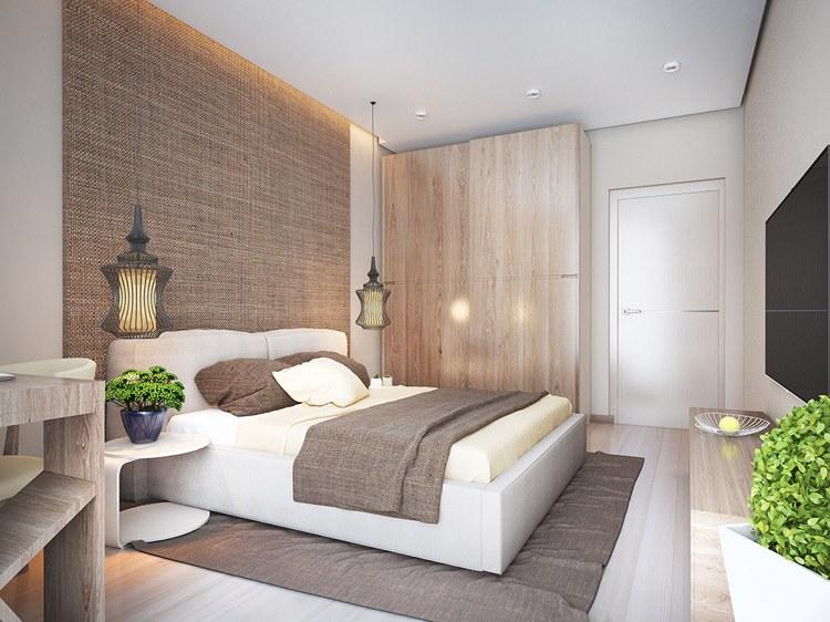 Идеи дизайна спальни - 55