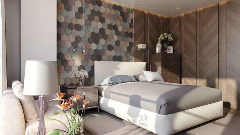 Идеи дизайна спальни - 52