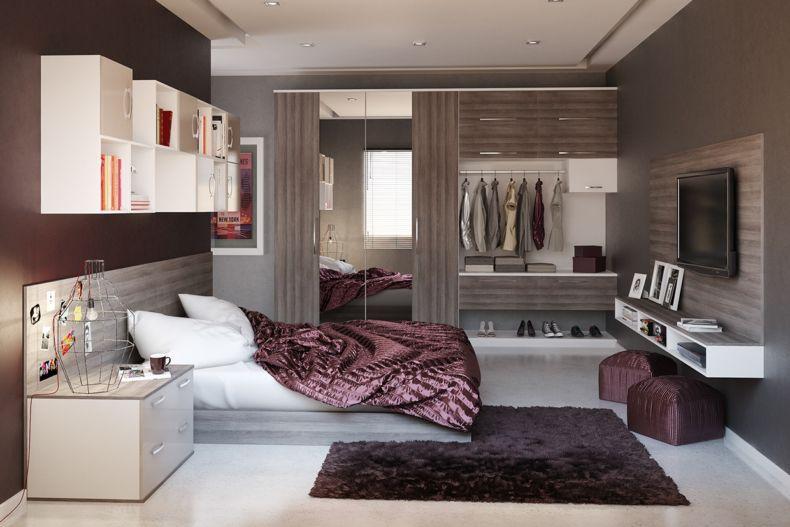 Идеи дизайна спальни - 51