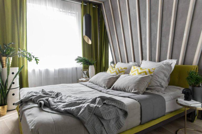 Идеи дизайна спальни - 48