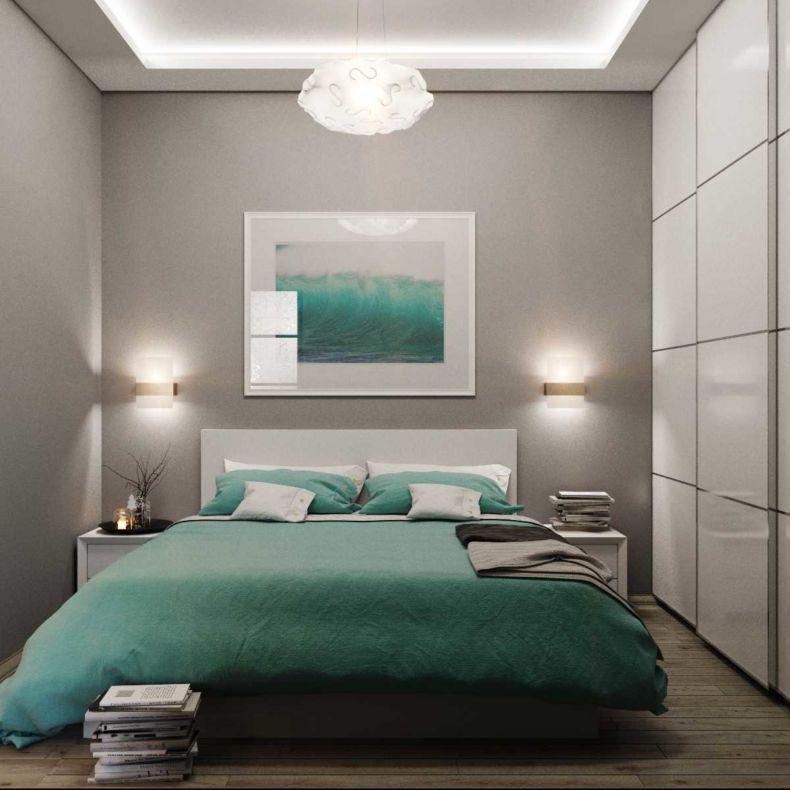Идеи дизайна спальни - 46