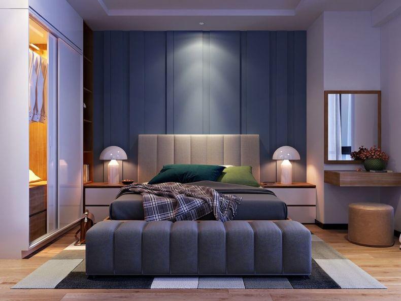 Идеи дизайна спальни - 45