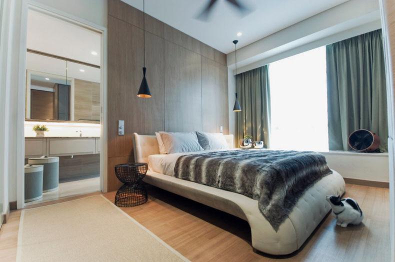 Идеи дизайна спальни - 36