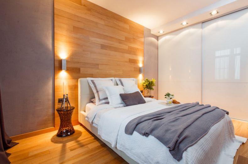 Идеи дизайна спальни - 34