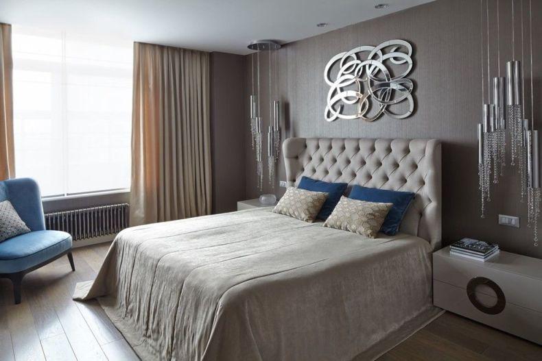 Идеи дизайна спальни - 33