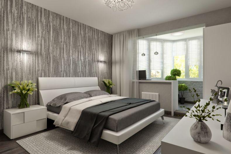 Идеи дизайна спальни - 32
