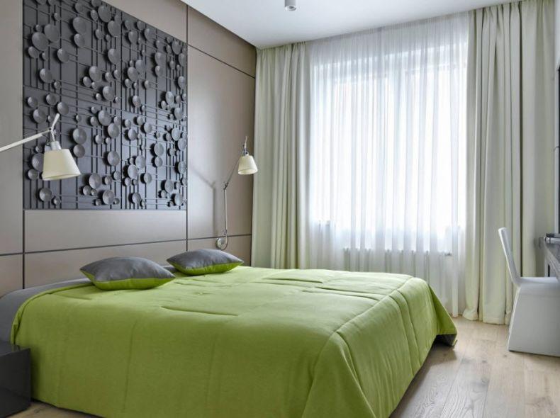 Идеи дизайна спальни - 30
