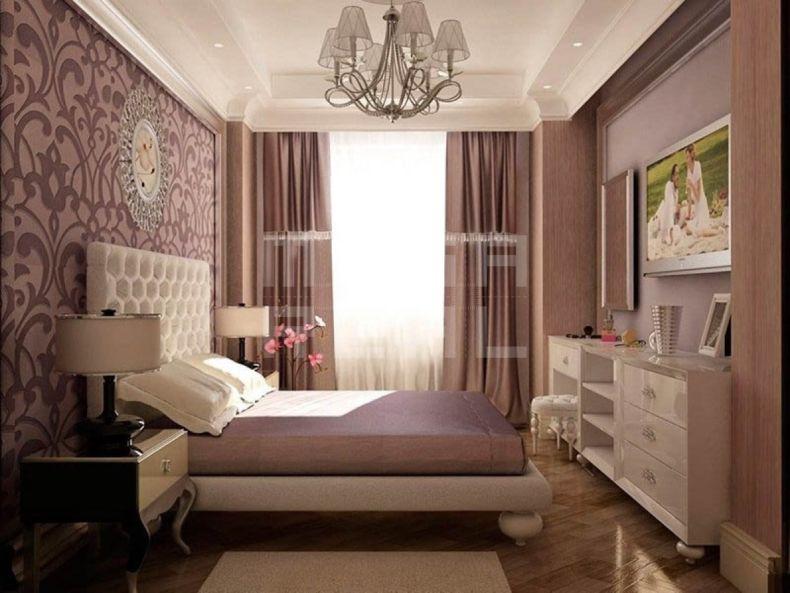 Идеи дизайна спальни - 27