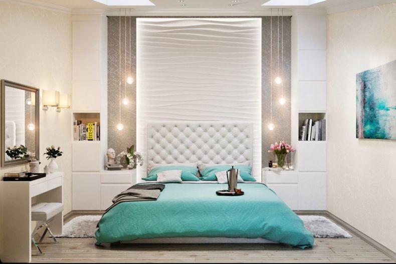 Идеи дизайна спальни - 24
