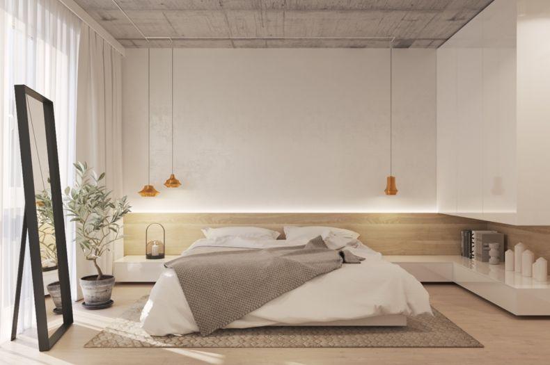Идеи дизайна спальни - 23