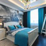 Идеи дизайна спальни - 22