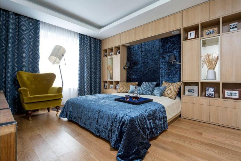 Идеи дизайна спальни - 11