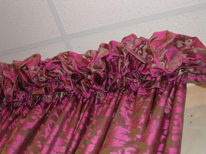 гардины для тюлей, шторы и карнизы