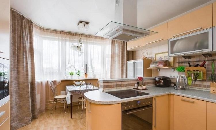 прямые и угловые кухни на правую сторону