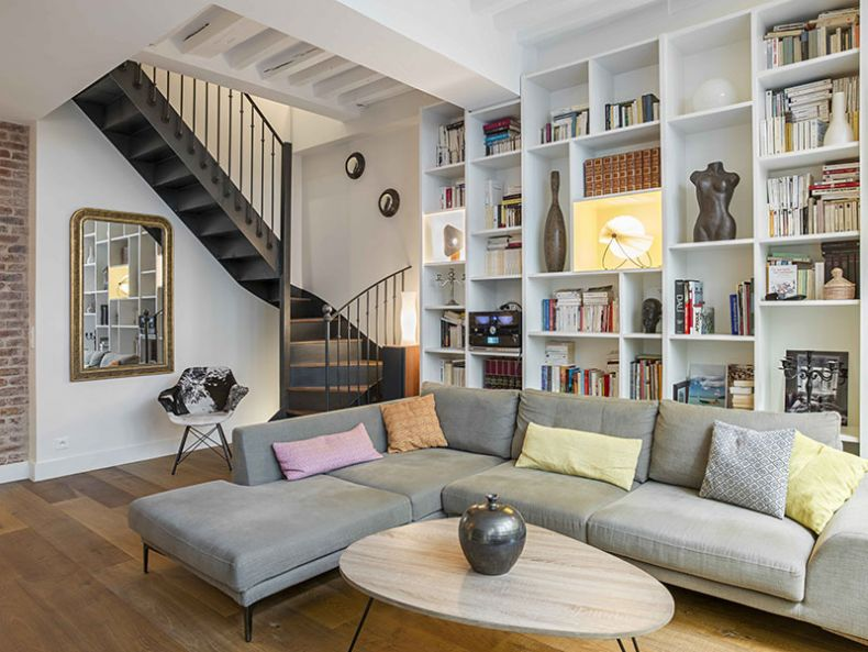 two-level-apartment-in-paris-pufikhomes-1