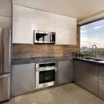 минимализм кухня фото
