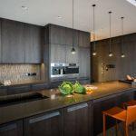 как оформить кухню в стиле хай-тек фото