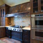 кухня металл фото