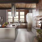 как оформить кухню в стиле хай-тек