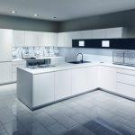 кухня минимализм фото