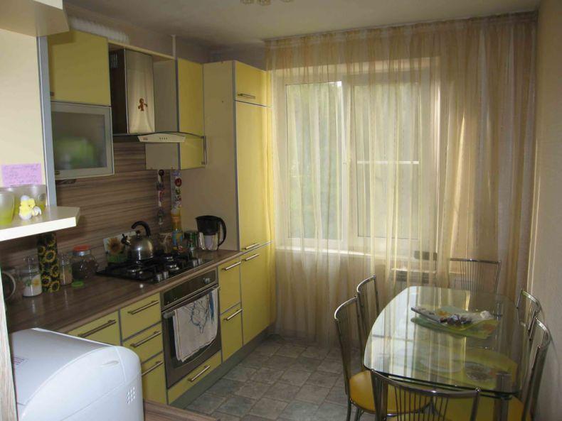 шторы для маленькой кухни фото